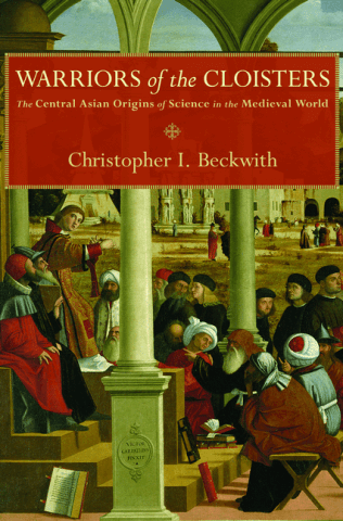 Book cover for Warriors of the Cloisters