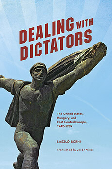 Book cover of Dealing with Dictators